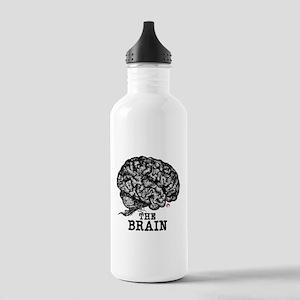 Glaze Brain Stainless Water Bottle 1.0L