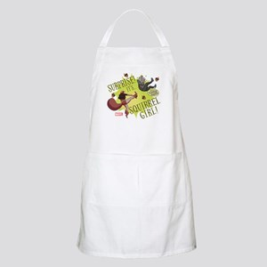Squirrel Girl Fighting Crime Apron