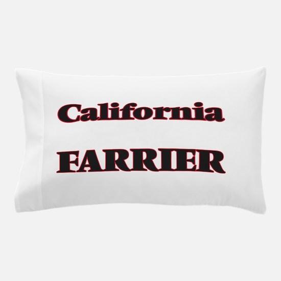 California Farrier Pillow Case