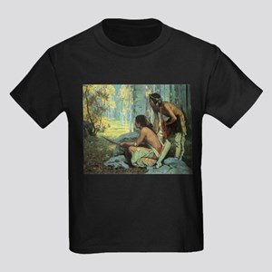 Taos Turkey Hunters by Couse T-Shirt