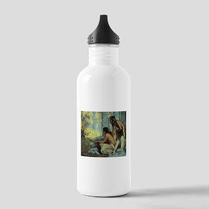 Taos Turkey Hunters by Stainless Water Bottle 1.0L