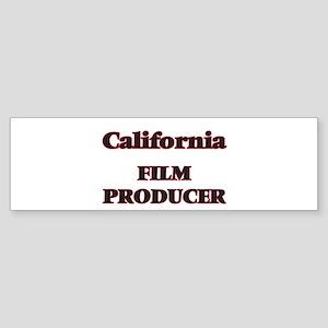 California Film Producer Bumper Sticker