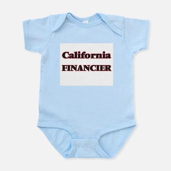 California Financier Body Suit