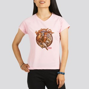 Squirrel Girl Rooftop Performance Dry T-Shirt