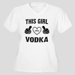 THIS GIRL LOV Plus Size T-Shirt
