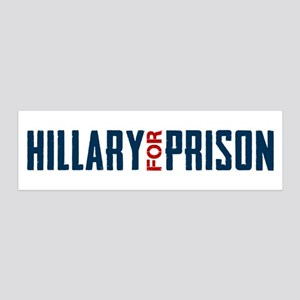 Hillary For Prison Wall Decal