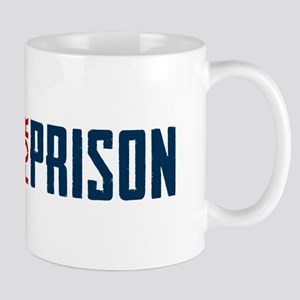 Hillary For Prison Mugs