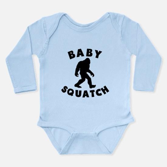 Baby Squatch Body Suit