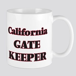 California Gate Keeper Mugs