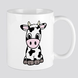 Cute Cartoon Cow Mugs
