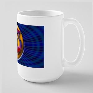 Lucky Number 13 Large Mug