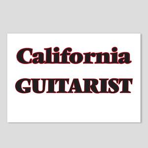 California Guitarist Postcards (Package of 8)