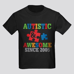Autistic Awesome Since 2005 T-Shirt