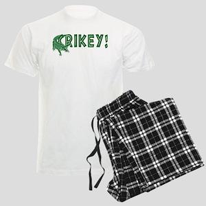 crikey-green Pajamas
