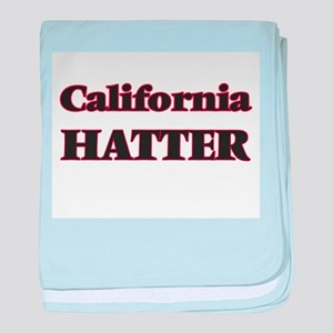 California Hatter baby blanket