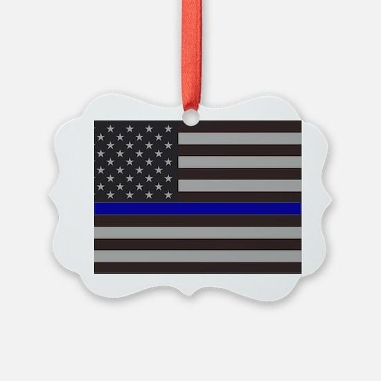 Cool Law enforcement Ornament
