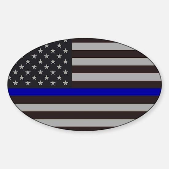 Unique Law enforcement Sticker (Oval)
