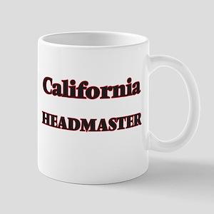 California Headmaster Mugs