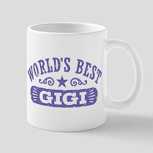 World's Best Gigi Mug