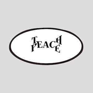Teach Peace Patch