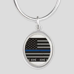 Blue Lives Matter Necklaces