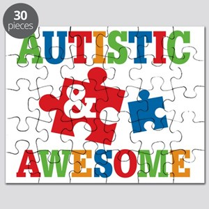 Autistic Awesome Puzzle