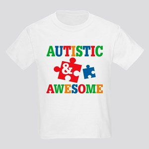 Autistic Awesome T-Shirt