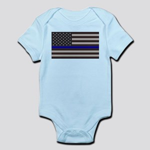 Blue Lives Matter Body Suit