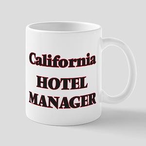 California Hotel Manager Mugs