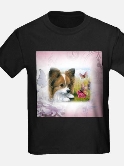 Dog 123 Papillon T-Shirt