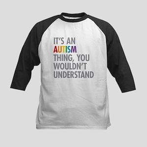 Autism Thing Baseball Jersey
