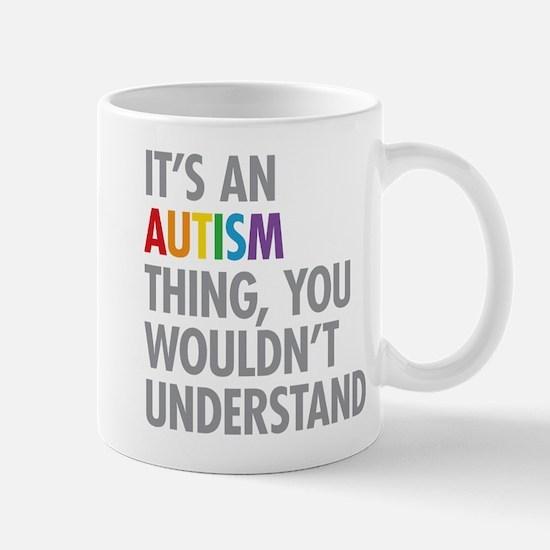 Autism Thing Mugs