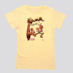Squirrel Girl Branch Girl's Tee