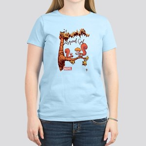 Squirrel Girl Branch Women's Light T-Shirt