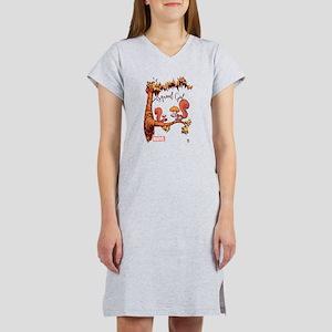 Squirrel Girl Branch Women's Nightshirt