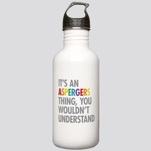 Aspergers Thing Stainless Water Bottle 1.0L