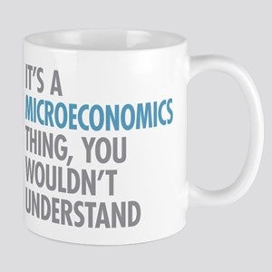 Microeconomics Thing Mugs