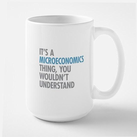 Microeconomics Thing Mugs