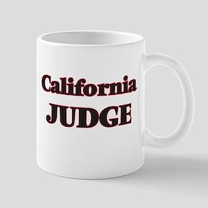 California Judge Mugs