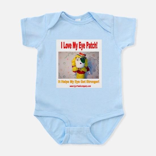 Patty Infant Bodysuit