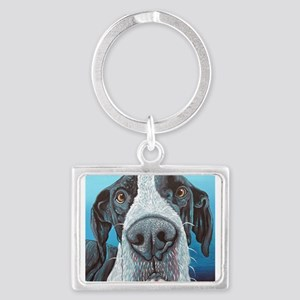 Great Dane Keychains