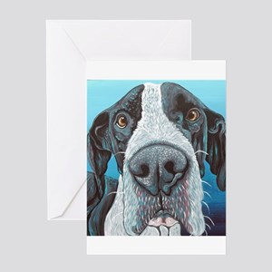 Great Dane Greeting Cards