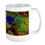 Magical Dragonfly Design Mugs