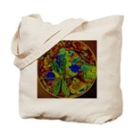 Magical Dragonfly Design Tote Bag