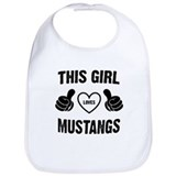Ford mustang Cotton Bibs