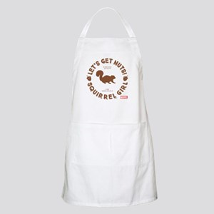 Squirrel Girl Let's Get Nuts Apron