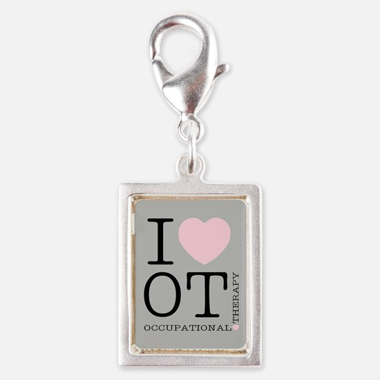 OT I Love OT Occupational Therapy Charms