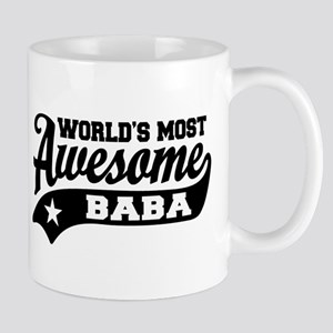 World's Most Awesome Baba Mug
