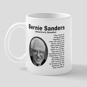 Sanders: Together Mug
