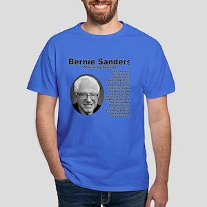 Sanders: Together Dark T-Shirt